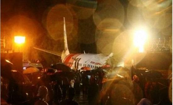 صورة سيلفي مأساوية لأحد ركاب الطائرة الهنددية قبل لحظات من مقتله