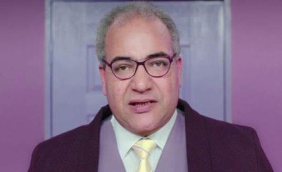 """بالفيديو- بيومي فؤاد """" مش لاقي شغل"""""""