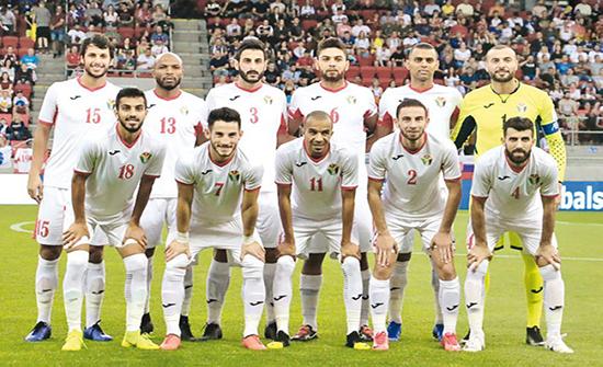 المنتخب الوطني يستدعي 8 محترفين بالخارج للمشاركة بمعسكر دبي