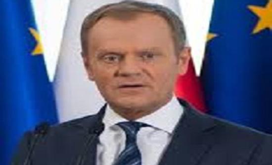 توسك يحذر تركيا من مغبة استخدام سلاح اللاجئين ضد أوروبا