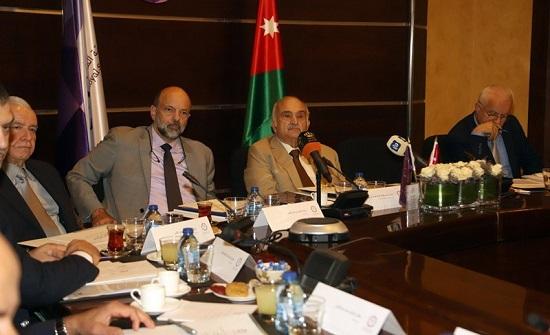 الأمير الحسن يرعى حفل إطلاق نتائج الدراسات القطاعية