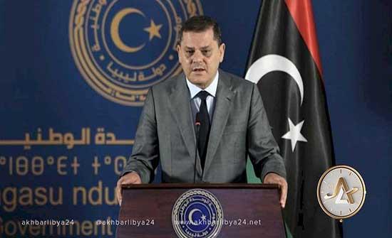 الدبيبة: الإفراج عن الساعدي القذافي يقيم دولة العدل