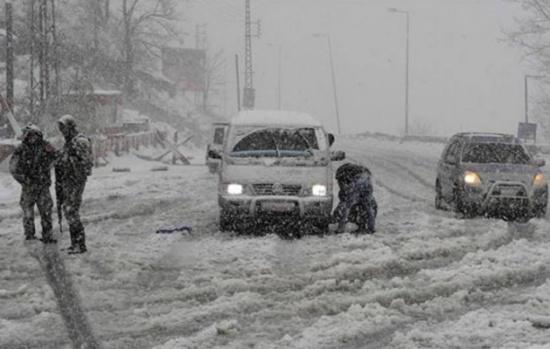 أمطار وثلوجٌ ورياح قويّة... عاصفة OSCAR القادمة من روسيا تضرب الحوض الشرقي للمتوسط