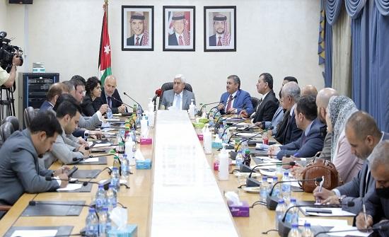 الصداقة البرلمانية الأردنية مع دول آسيا تلتقي السفير التركي