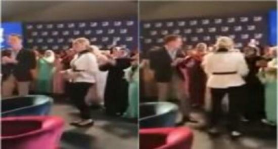 بالفيديو.. إيفانكا ترامب ترقص على أنغام فلكورية بـ المغرب
