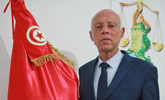 """سعيّد يتحدث عن """"الفساد في تونس"""" وتمويل حملته الانتخابية"""