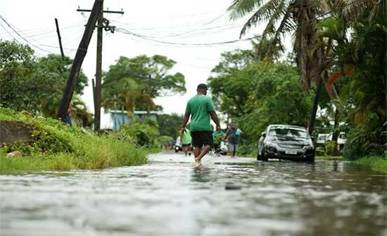 الهند تخلي مناطق الساحل الشرقي بسبب قدوم إعصار ياس