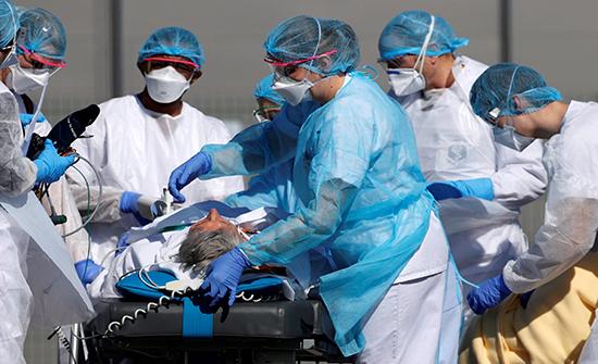 روسيا : 70 وفاة و 5427 إصابة جديدة بفيروس كورونا