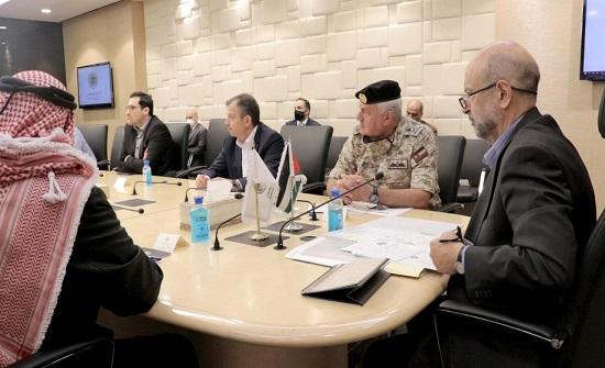 رئيس الوزراء يترأّس اجتماعاً لخليّة أزمة كورونا