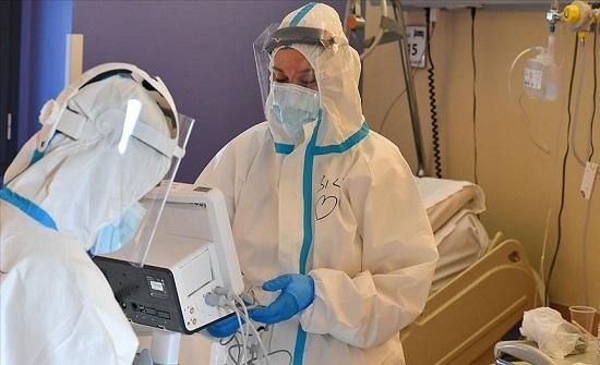 تسجيل 57 وفاة بفيروس كورونا