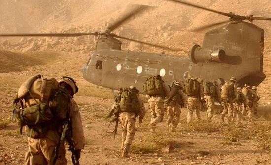 """على خطى بايدن.. """"الناتو"""" يسحب قواته من أفغانستان مايو المقبل"""