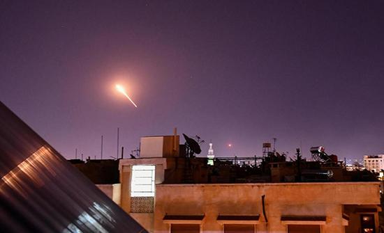 سورية : قتلى وجرحى جراء اعتداء اسرائيلي في محيط حماة