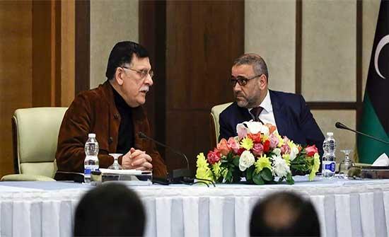 المجلس الأعلى للدولة في ليبيا يقر القاعدة الدستورية وقانون مجلسي النواب والشيوخ