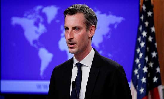 """الخارجية الأمريكية: طلبنا من روسيا توضيحات بشأن """"استفزازاتها"""" قرب حدود أوكرانيا"""