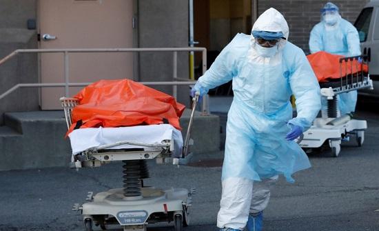 بريطانيا: 205 وفيات و 12330 إصابة جديدة بكورونا