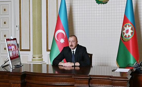 علييف: على باشينيان أن يشكر بوتين على إنقاذ أرمينيا مجددا