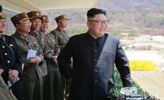 """كيم جونغ يقر بإخفاقات في """"جميع القطاعات"""" بكوريا الشمالية"""