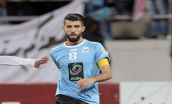 وفاة ابن اللاعب بهاء عبدالرحمن