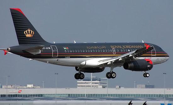 تفاصيل : رفع رسوم الهبوط وانتظار الطائرات بالاردن