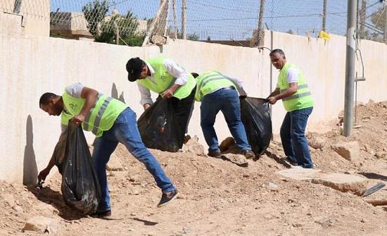 انطلاق حملة للنظافة في مناطق المريغة وأيل