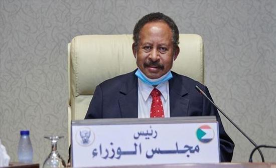 """حمدوك يشيد بجهود ترامب لشطب السودان من """"قائمة الإرهاب"""""""
