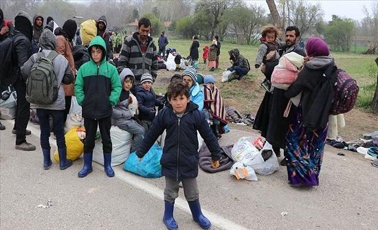 اليونان.. أول إصابة بكورونا بمخيمات طالبي اللجوء