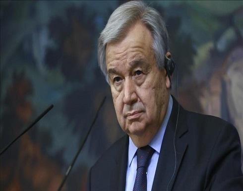 غوتيريش يرحب بتمديد مجلس الأمن آلية المساعدات لسوريا لمدة عام