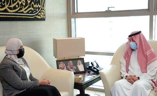 مذكرة تفاهم بين الصندوق السعودي للتنمية ومؤسسة الحسين للسرطان