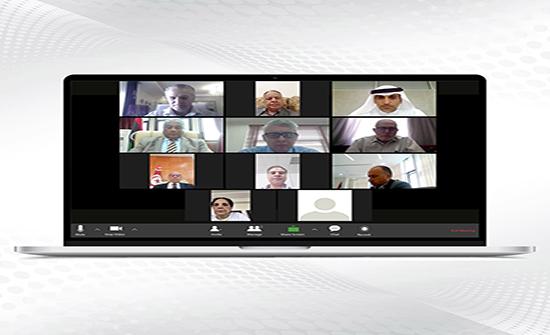 المصادقة على إطلاق معرض افتراضي وآخر واقعي للصناعات والتجارة العربية