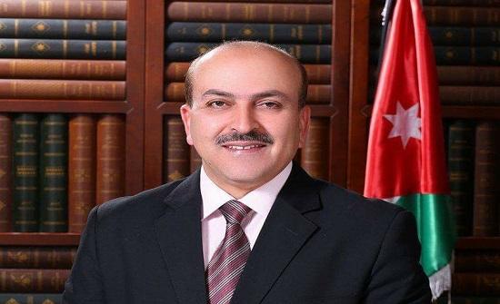 المجالي رئيسا لمجلس محافظة الكرك بالتزكية