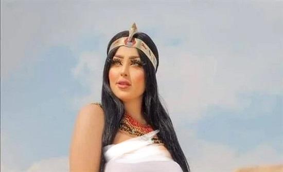""""""" بصدر مكشوف"""".. سلمى الشيمي تشعل السوشيال ميديا من جديد"""