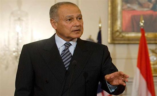 أبو الغيط يبحث مع المبعوث الاممي في ليبيا مستجدات الأوضاع