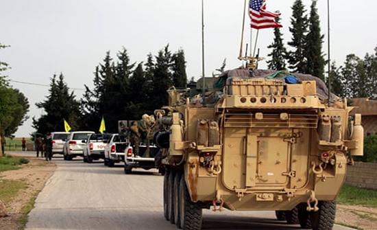 ترامب يفكر بإبقاء 200 جندي شرقي سوريا