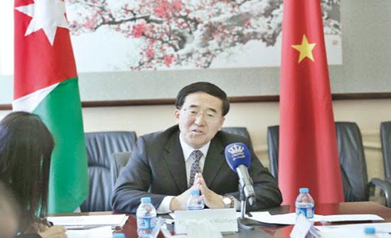 السفير الصيني: الأردن والصين وقفا معا لمواجهة كورونا