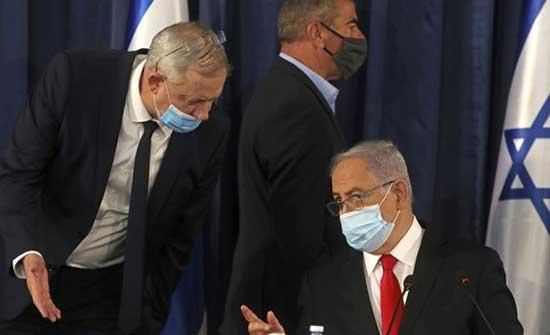 اجتماع لقادة المؤسسة الأمنية الاسرائيلية لتقييم الأوضاع
