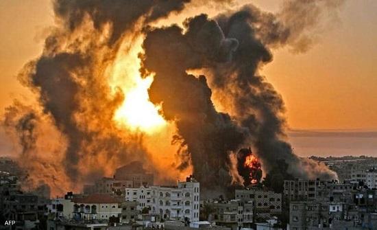 عدد من الشهداء جراء العدوان الاسرائيلي المتواصل على قطاع غزة
