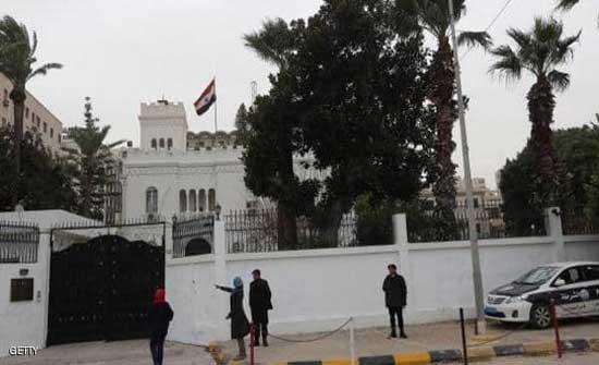 مصر تسأنف العمل بسفارتها في العاصمة الليبية طرابلس