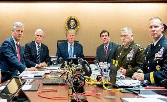ترامب يأمر البنتاغون بالسماح لجندي ارتكب جريمة في العراق الاحتفاظ برتبته