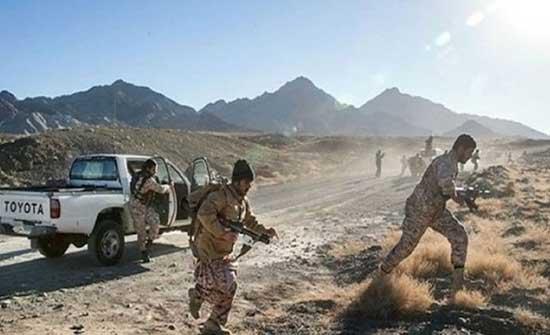 مقتل مسلحين اثنين في اشتباكات شمال غربي إيران