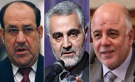 وثائق مسربة تكشف علاقة مسؤولين عراقيين بإيران