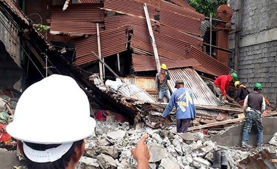 25 جريحا في زلزال جنوب الفلبين
