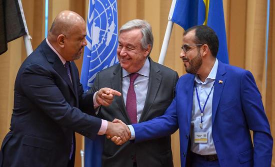 جولة مفاوضات جديدة بين الحكومة اليمنية والحوثيين بعمّان