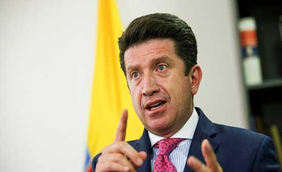 الخارجية الروسية تستدعي سفير كولومبيا بعد تصريحات وزير دفاعها عن هجمات إلكترونية