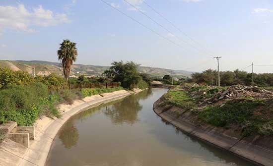 ضبط 1531 اعتداء على قناة الملك عبد الله الشهر الماضي