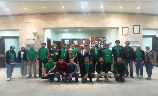 جامعة الأميرة سمية تحصد المراكز المتقدمة في المسابقة الوطنية للبرمجة
