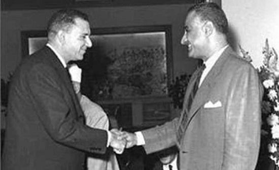مذكرات وزير حربية جمال عبد الناصر تكشف سبب نكسة 1967