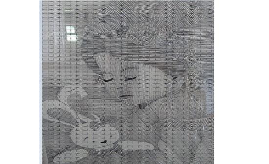 معرض فن تشكيلي في إربد