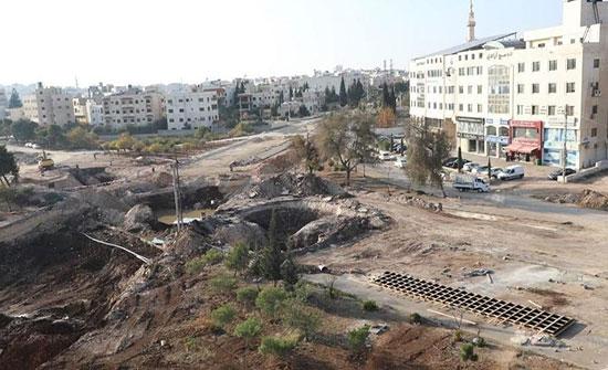 الحاج توفيق : نحو ألف متضرر من مشاريع في عمان