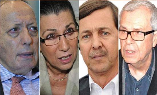 """الجزائر.. دفاع """"أركان بوتفليقة"""" يستأنف الحكم"""