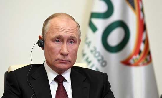 بوتين يقبل دعوة بايدن للمشاركة في قمة المناخ الافتراضية